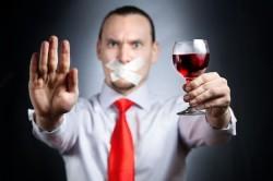Отказ от алкоголя в период лечения простатита