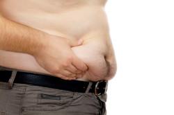 Лишний вес - причина возникновения конгестивного простатита