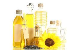 Растительные масла - источник витамина D