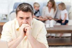 Стресс - причина ухудшения состояния при ДГПЖ