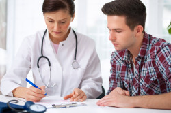 Обращение к врачу при простатите