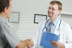 Подготовка пациента к процедуре