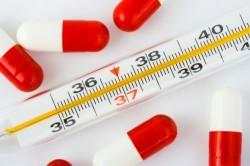 Повышенная температура тела как симптом простатита