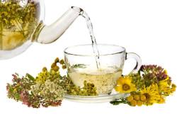 Травяной чай для профилактики простатита