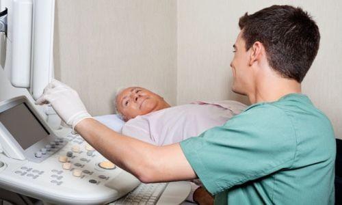 Проведение диагностики простаты с помощью УЗИ