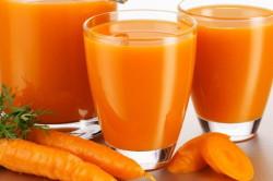 Морковный сок от простатита