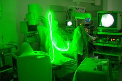 Лазерное лечение аденомы простаты