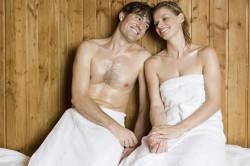 Посещение бани при простатите