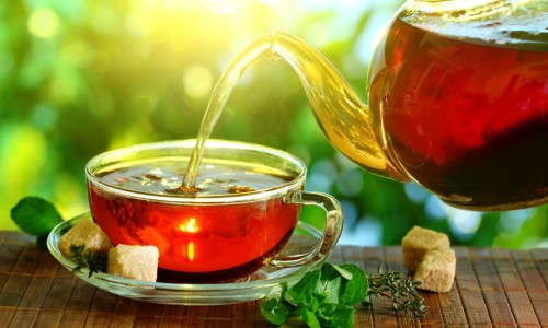 Польза чая при простатите